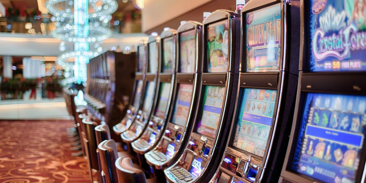 Online Casino: 5 Most Popular Slot Games