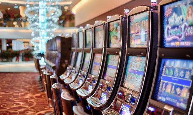 Online Casino: 5 Most Popular Slot Games