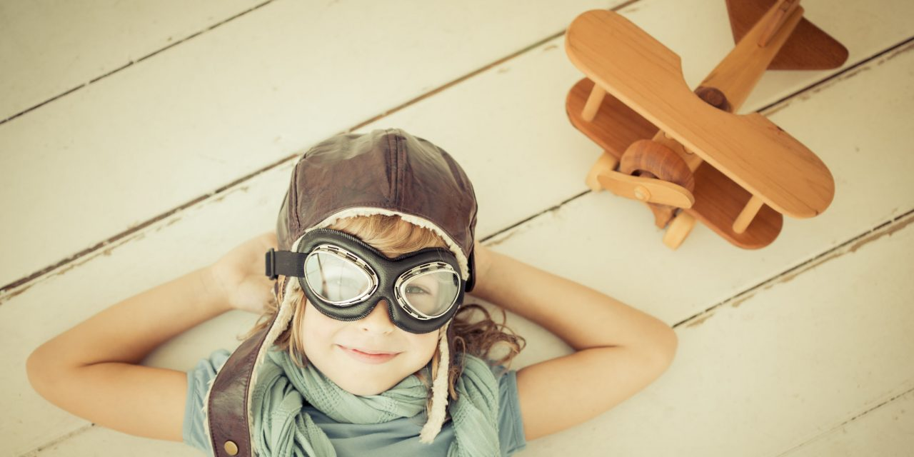 Wooden toys: Natural materials in the children's room