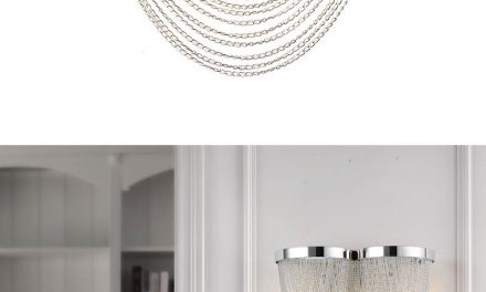 ZANFI LIGHTING LAUNCHED NEW CHAIN CHANDELIER IN SEPTEMBER