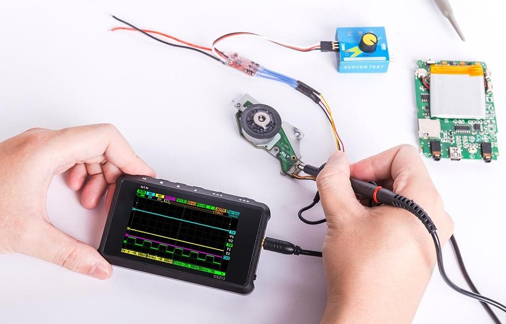 How to use a digital oscilloscope the right way