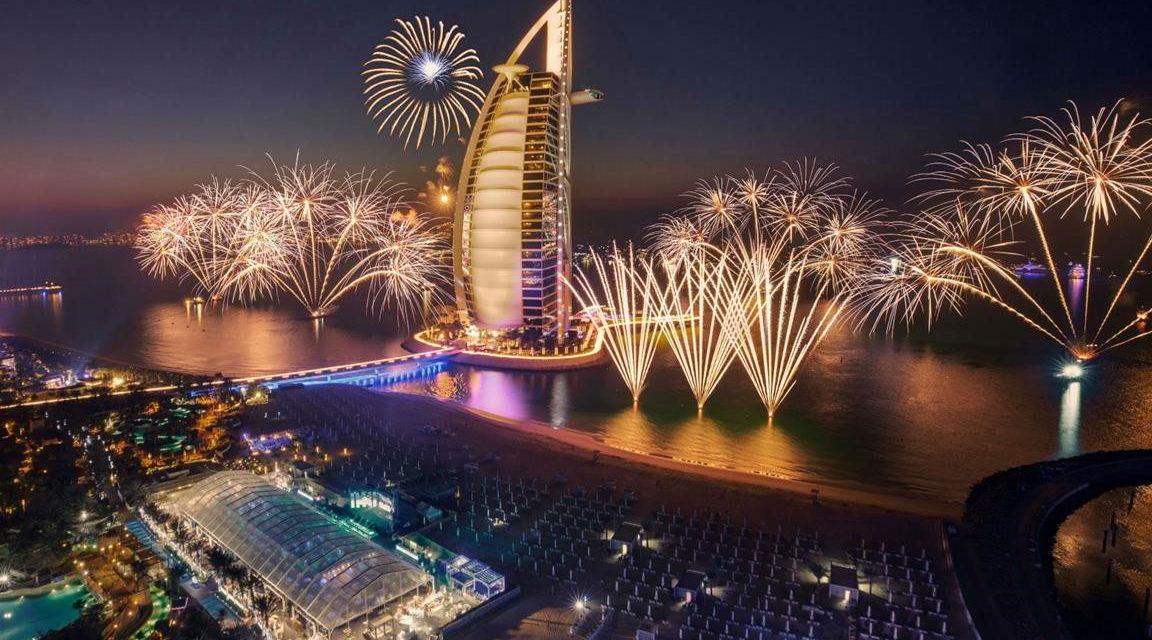 Best New Year Parties in Dubai 2020