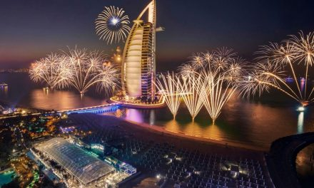 Best New Year Parties in Dubai 2020
