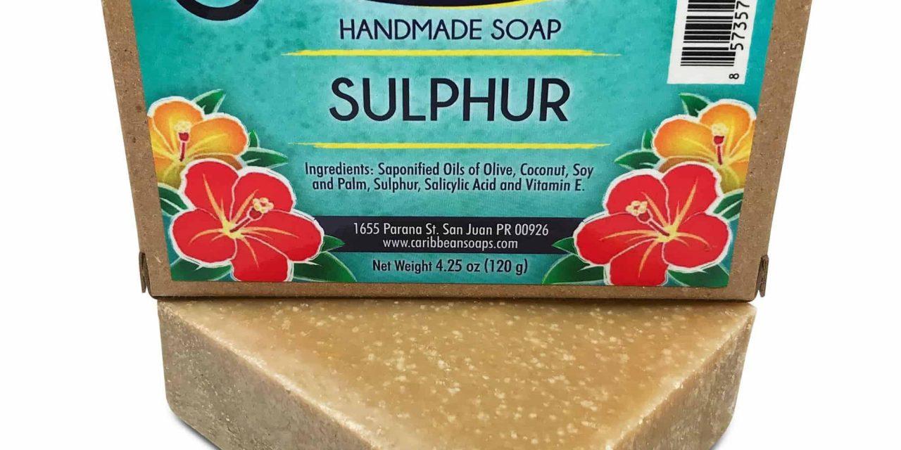 Benefits of Sulfur Handmade Soap