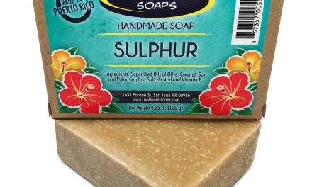 Benefits of Sulfur Handmade Soap
