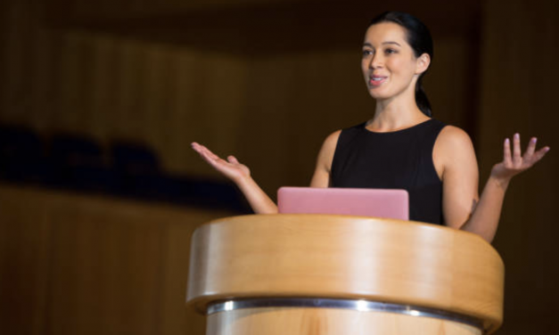 The Benefits Of Being A Motivational Speaker
