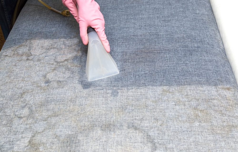 Should I hire an Upholstery Cleaning Company ?