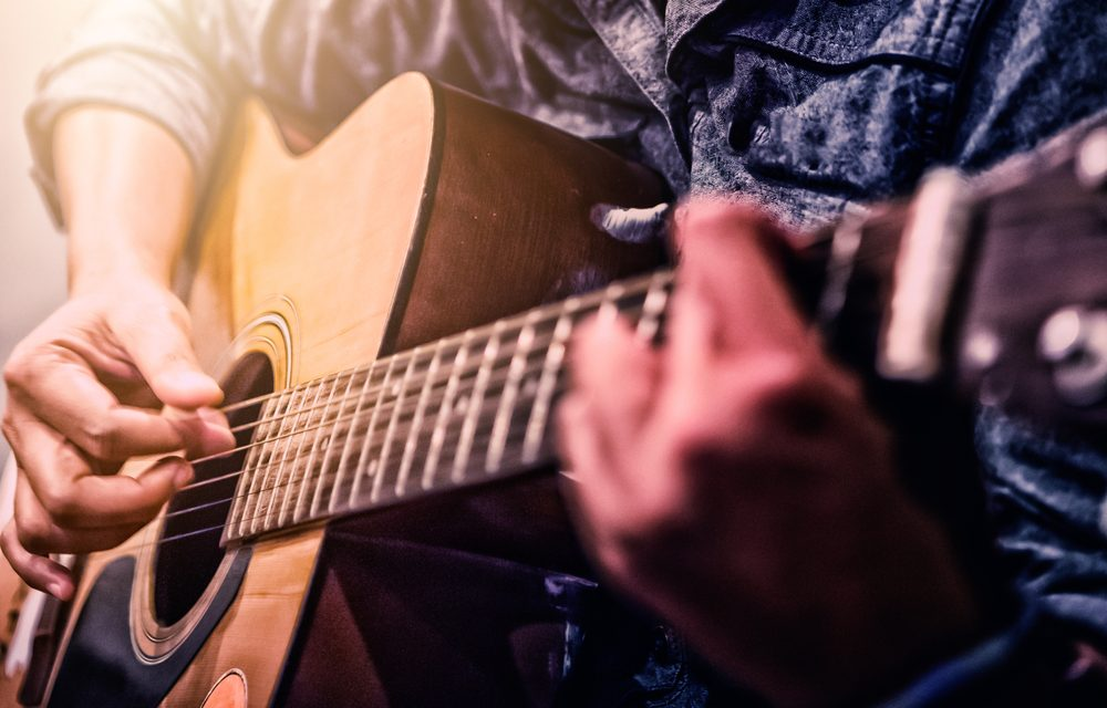 How to find a guitar and guitar lessons only for adults?