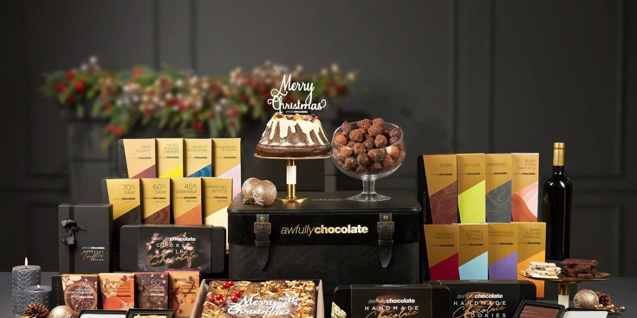 Gift Chocolate this Christmas!
