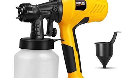 How to choose the best Latex Spray Gun
