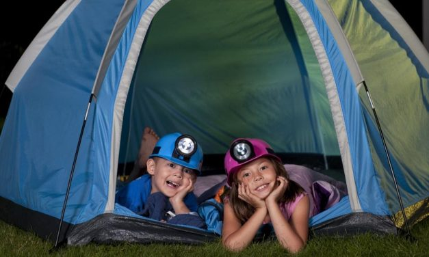 How to Introduce Your Kids to Camping
