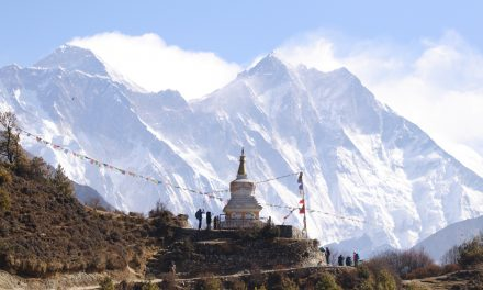 Best trekking destination in April in Nepal