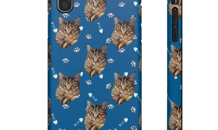 Having A Dog Pattern On Your Phone Case? That Is Now Possible With Pet Pattern!