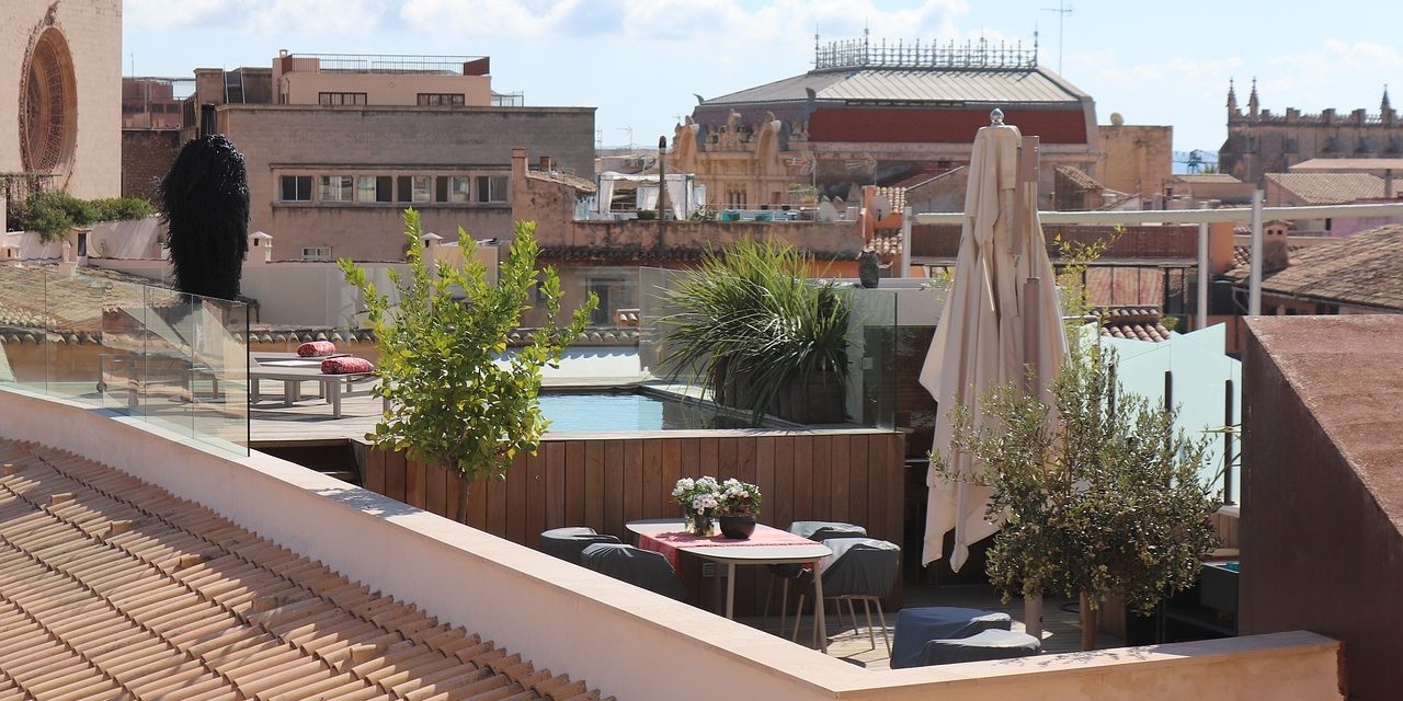 8 Roof Terrace Ideas