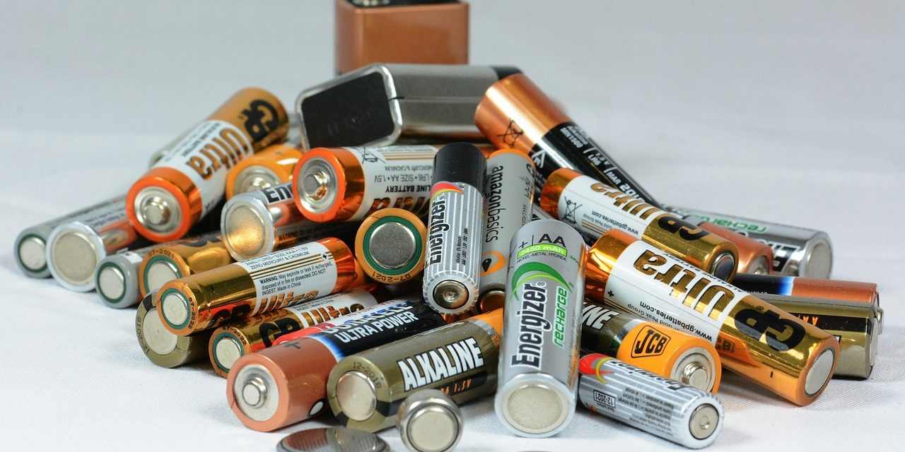 How to dispose of your old batteries