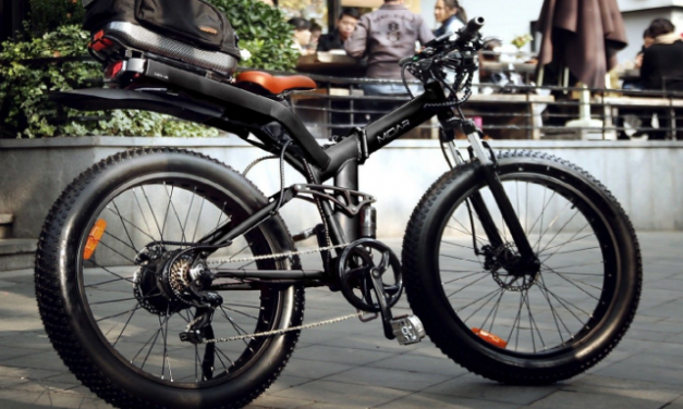 Benefits of Owning a Fat Tire E-Bike