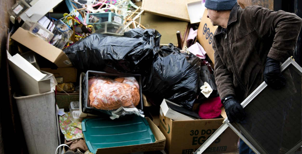 When Should You Use a Moving Company for Junk Removal?