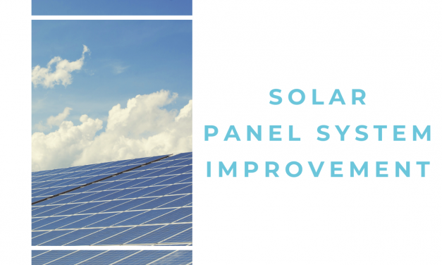 Solar Panel System Improvement with a Linear Actuator
