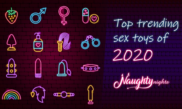 Top Trending Sex Toys Of 2020
