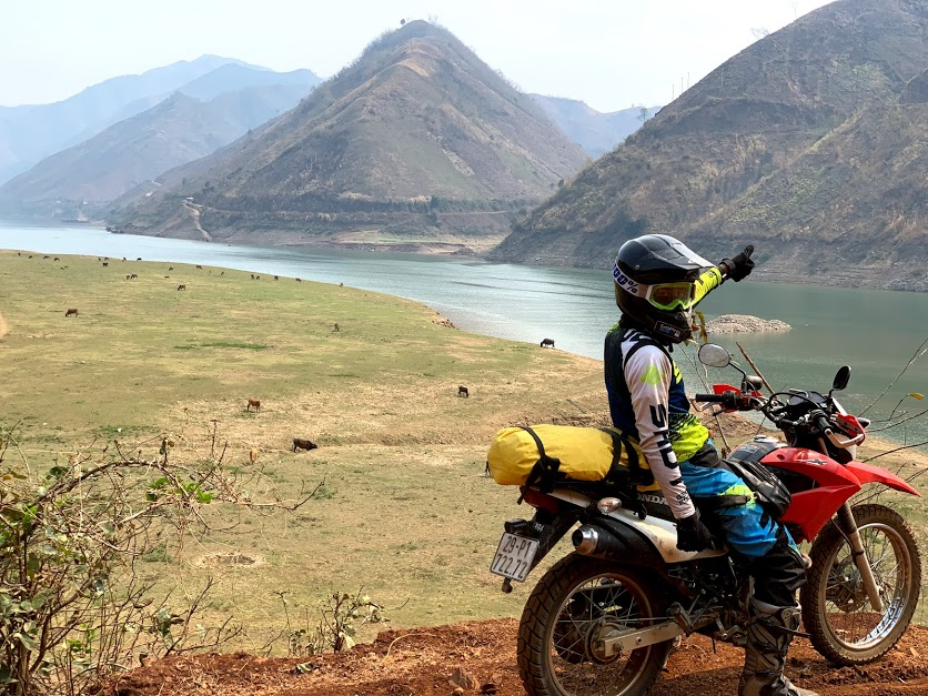 Important tips for taking a motorcycle trip in Vietnam