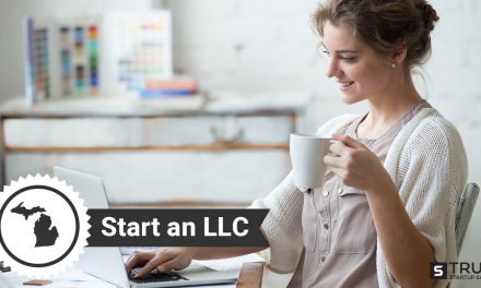 How are LLCs taxed in Michigan?