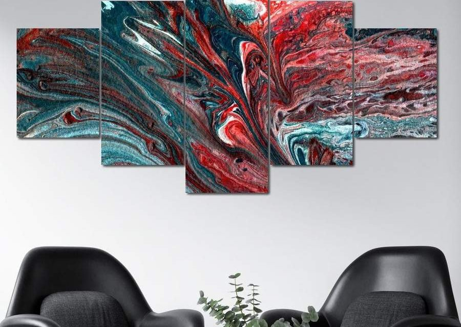 Liven Up Your Home With Mesmerizing Wall Art