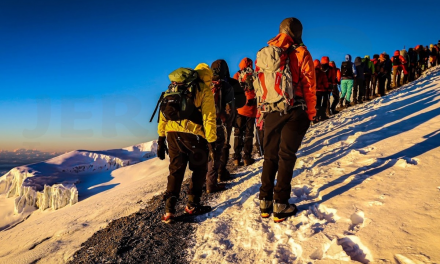 CLIMBING MOUNT KILIMANJARO – IS IT REALLY THAT DIFFICULT?