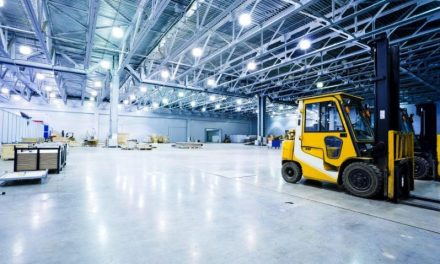 Industrial Lighting for High End Visibility and Better Performance