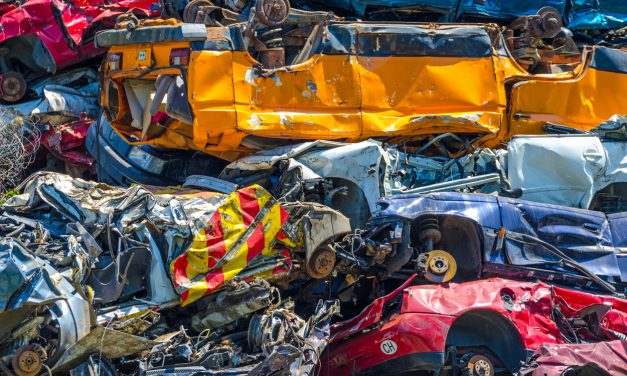 Why Trade Your Junk Car for Scrap?