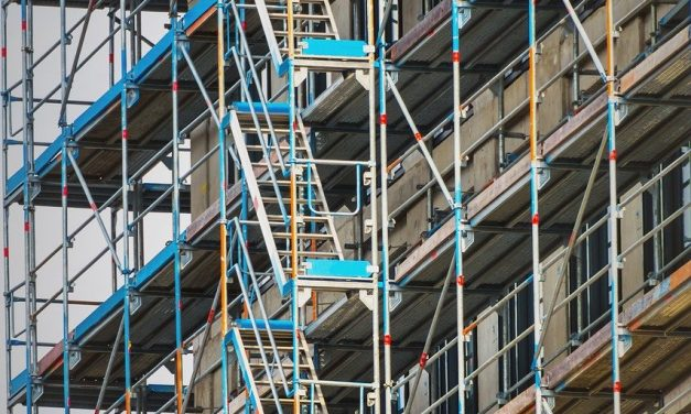 Types of Scaffolding That Is Used for Construction