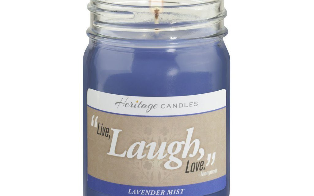 Heritage Quote Collection Candles Review