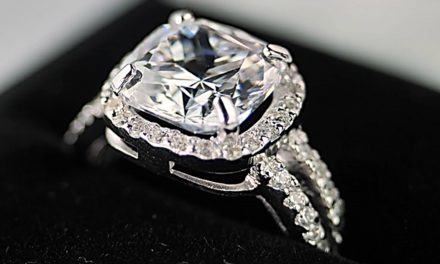 Diamond Simulant Engagement Rings