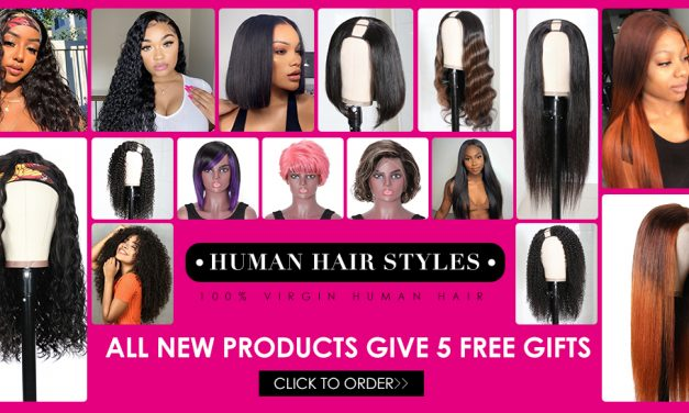 Everything about Natural-Looking Human Hair Wigs