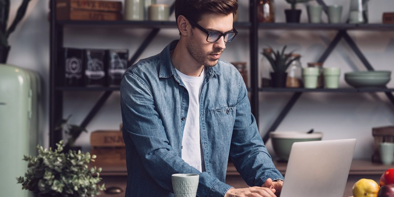 7 top tips for being organised and productive when working from home