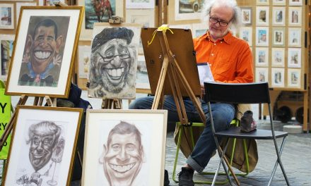 Caricature: A Perfect Gift