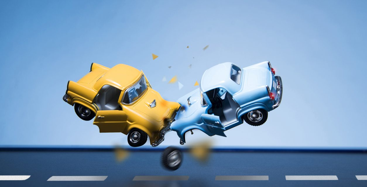 Upside Down After a Rollover Accident: How To Escape