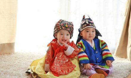 The Ecommerce of Korean Dol Hanboks