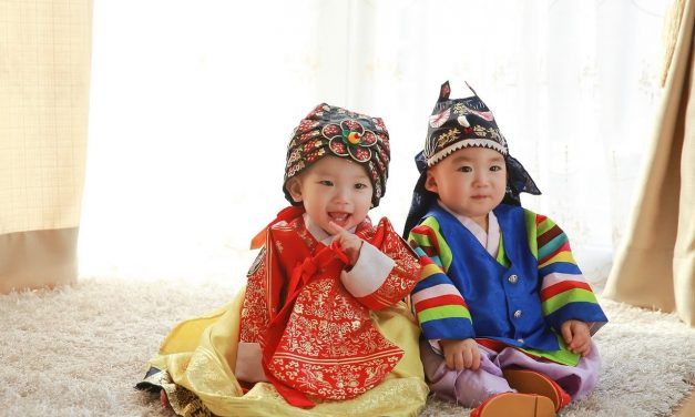 The Ecommerce of Korean Dol Hanboks