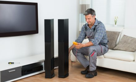 Christmas Home Theatre Installation? Yes Please!