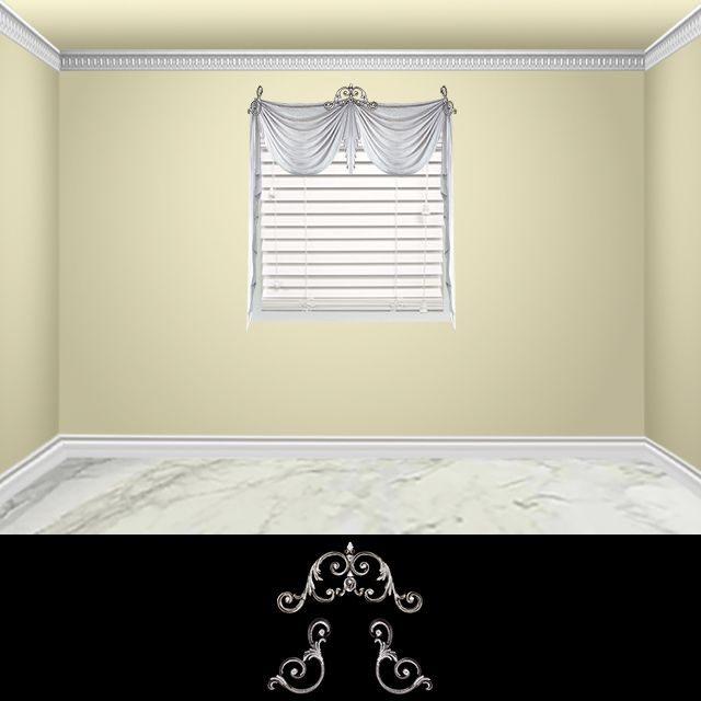 Valances for Windows | DIY Swag Curtains