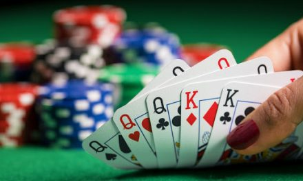 Every hand is a new opportunity when playing poker