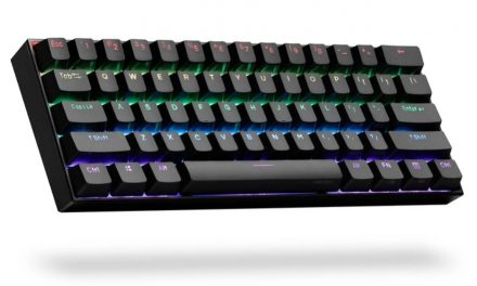 Keyboard Review: Anne Pro 2 60 Gaming Keyboard