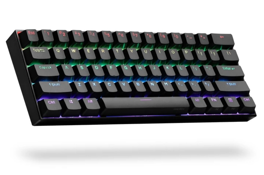 Keyboard Review: Anne Pro 2 60 Gaming Keyboard