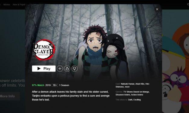 Can You Watch Demon Slayer on Netflix?