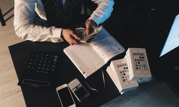 ACCOUNTING FOR SMALL BUSINESS: 6 FOOLPROOF STEPS OF SUCCESS