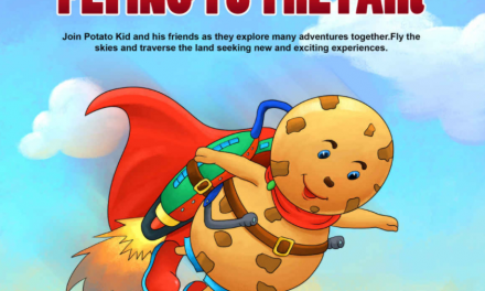 Join Potato Kid and His Friends on an Epic Adventure