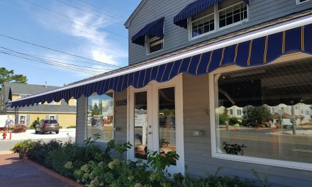 How to choose electric awnings for your garden