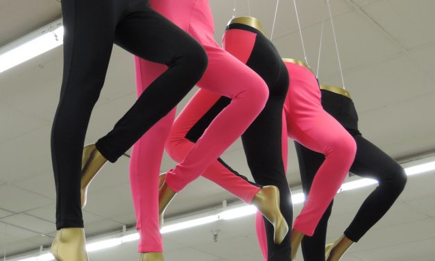 What Store Sells Dancewear?