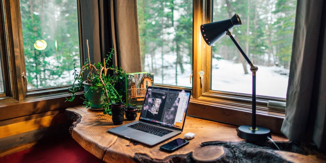 How to Spruce Up Your Home Office