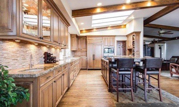 5 Creative Kitchen Design Layouts